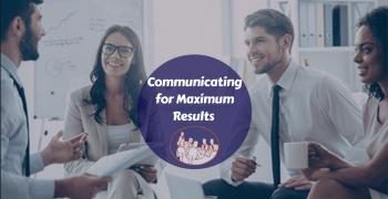 Communicating for Maximum Results @ Belize Institute of Mangement